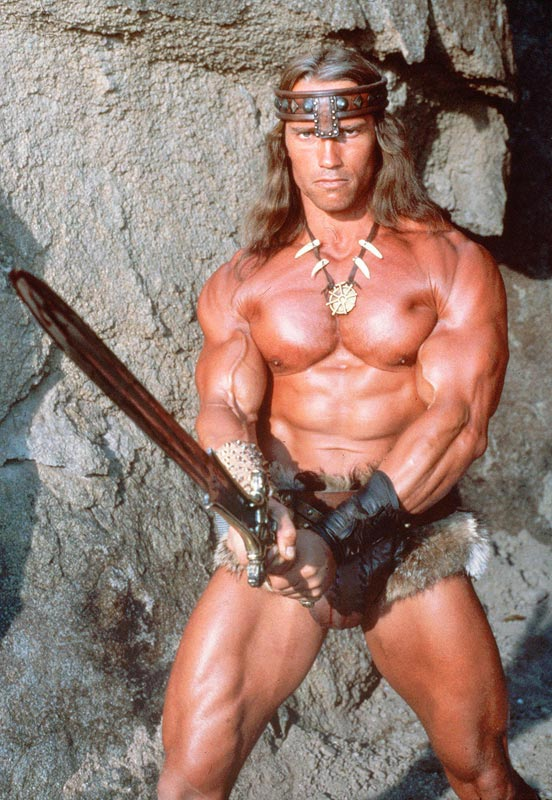 Meet the new Conan