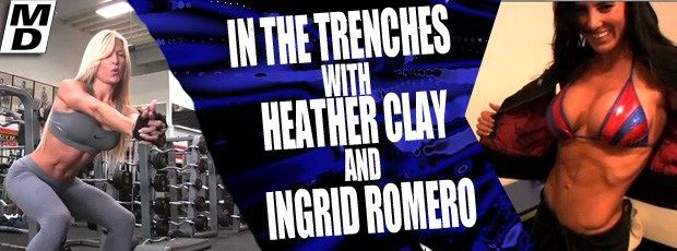 *MUST SEE* - Bikini Battle! Heather Clay vs Ingrid Romero