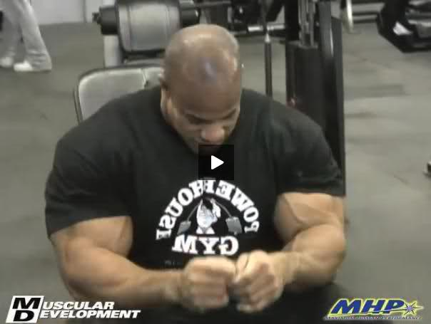 The Official 2011 ARNOLD CLASSIC Thread
