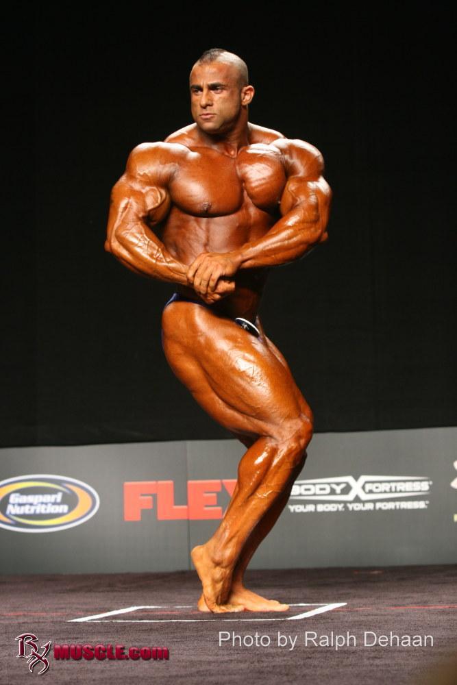 "2011 IFBB ""FLEX"" Pro show - 1st show of the 2011 bodybuilding  season"
