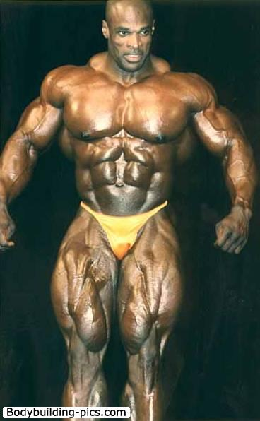 Ronnie Coleman photoshoot -  Mr. Olympia 2000