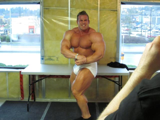 Jay Cutler in Vancouver March 12