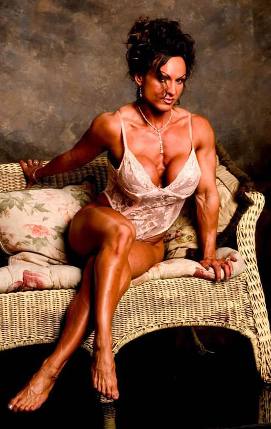 Female Bodybuilder arrested in Bonita Springs: Prostitution bust   ;(