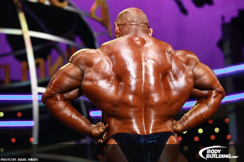 2011 Arnold Classic Results!