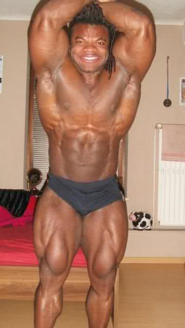 Clarence De Vis will participate in the NY Pro!