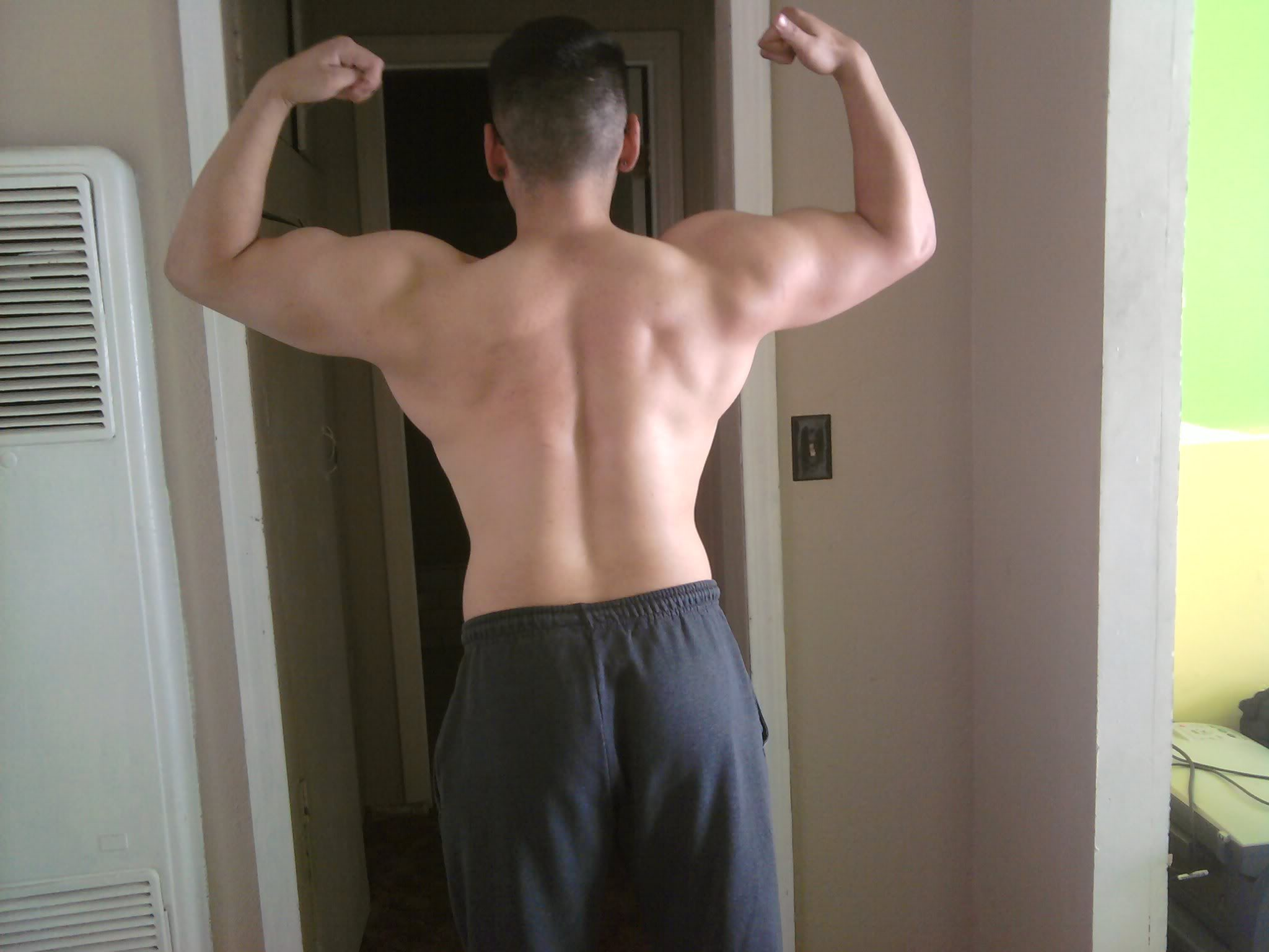 dilatedmuscle's Road to Somewhere