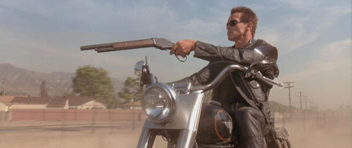 Arnold making another Terminator!