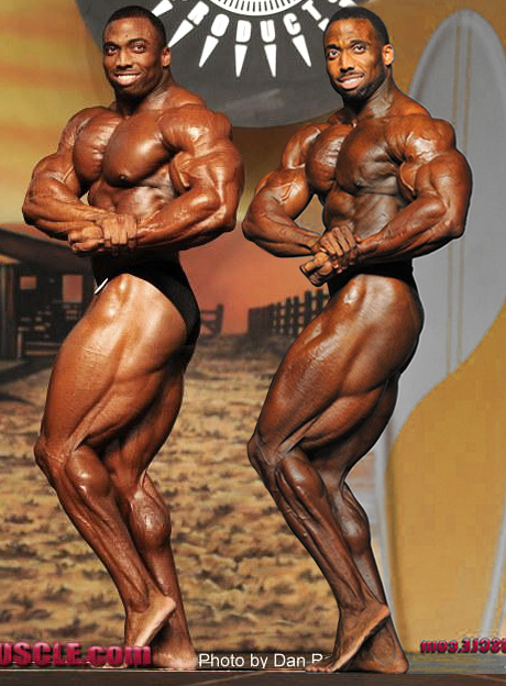 Cedric 2010 vs 2011 Europa Show!