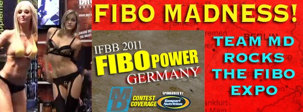FIBO MADNESS!! Preview and Chaos. Cormier dares Wheeler and Levrone to hit the Master