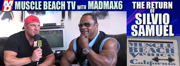 Silvio Samuel Returns - Interview with madmax6