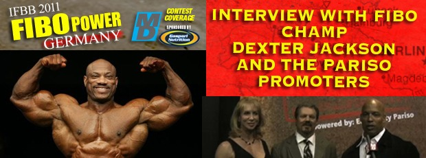 Dexter Jackson Now Working with George Farah!