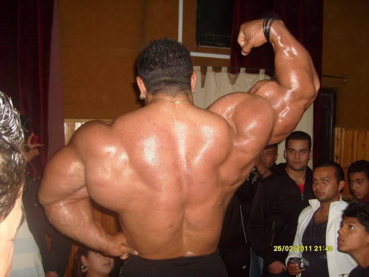 Roelly Winklaar in Tunisia