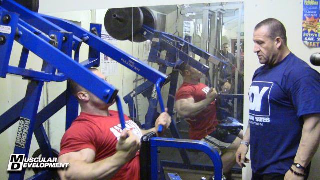 Centopani And Roelly at Temple Gym this week!