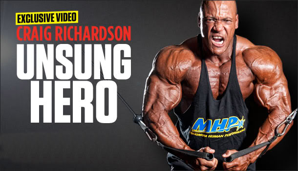"""Unsung Hero: Craig Richardson"", Part 3 is now online!"