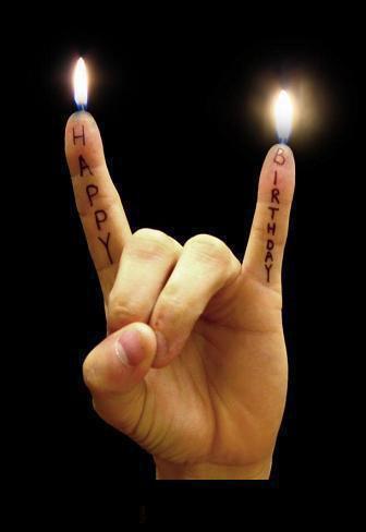 Happy Birthday Natzo!!