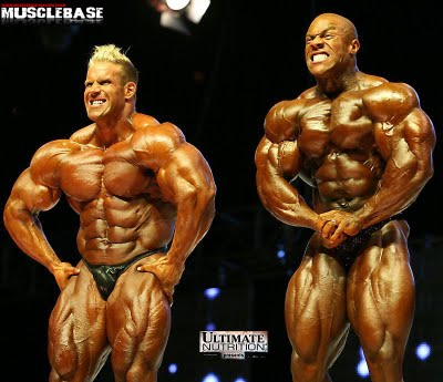 Rumor: Phil Heath to sign with MD