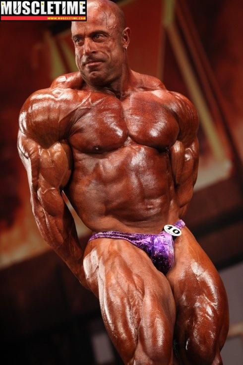 2011 FIBO Pro (MuscleTime) New Shots!