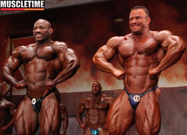 2011 FIBO Pro (MuscleTime) New Shots!