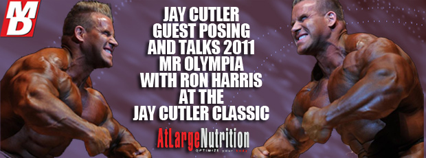 NPC Jay Cutler Classic Miscelaneas Pics and Vids May 8, 2011