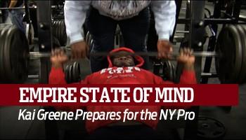 2011 New York Pro Updates!
