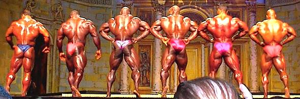 Flex, Levrone and Ray round table - Old school talk!  AWESOME