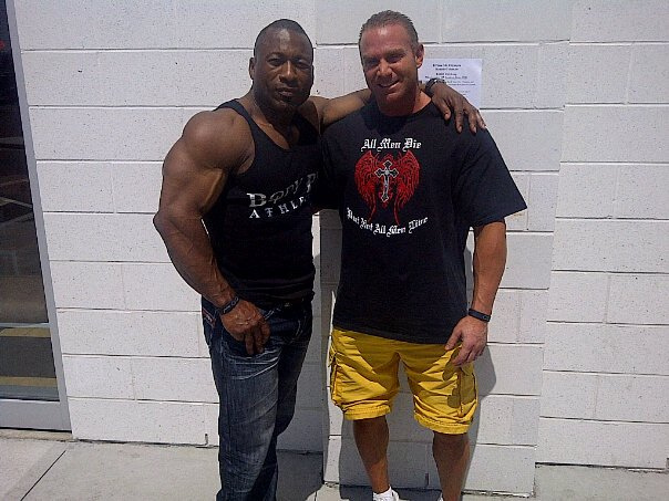 Henderson Thorne Update Pic at Toronto Pro 2011