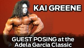 Kai Greene (Updates) Official Thread