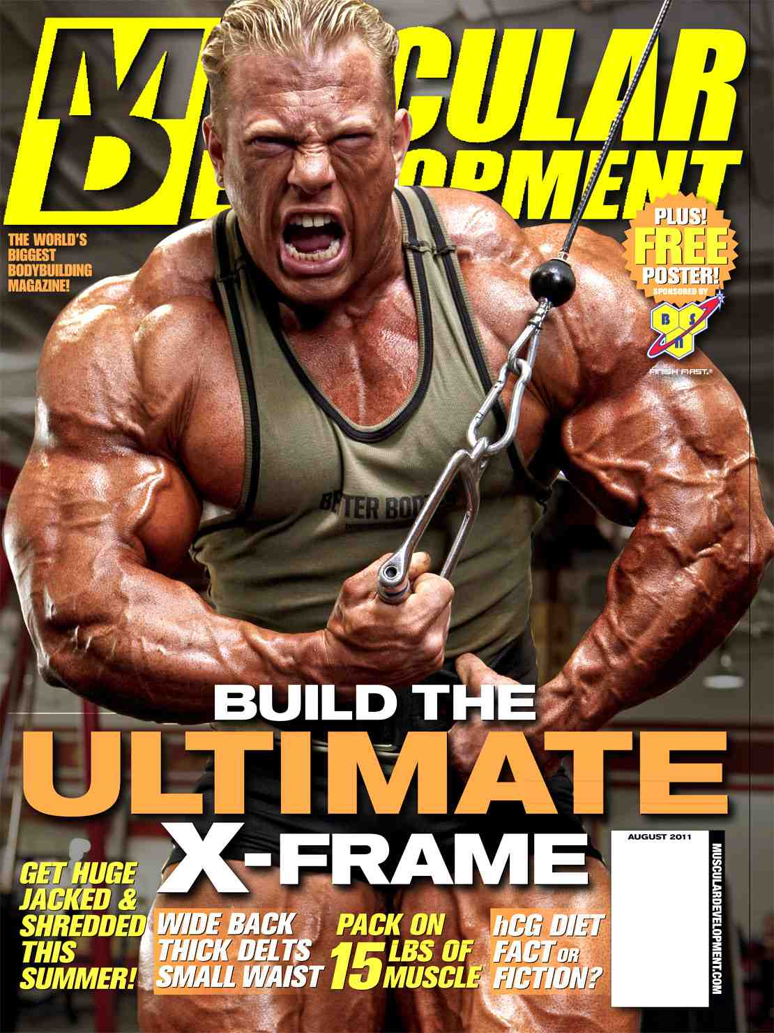Next MD Cover: The Ultimate X-Frame