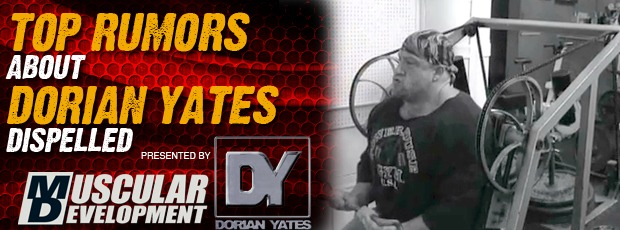 Dorian Yates (Updates) Official Thread