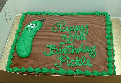 *HaPpY B-dAy* Pickle!