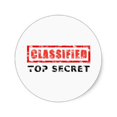 classified top secret stickerp2172104564 1