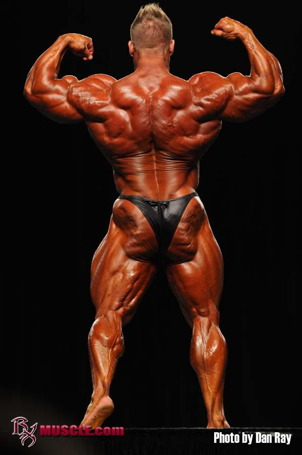 **  PICK YOUR TOP 6 IN THE OLYMPIA 2012  **