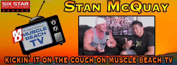 Stan McQuay (Updates) Official Thread