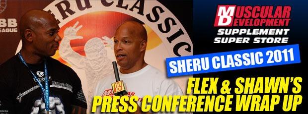 2011 Sheru Classic! - Official thread