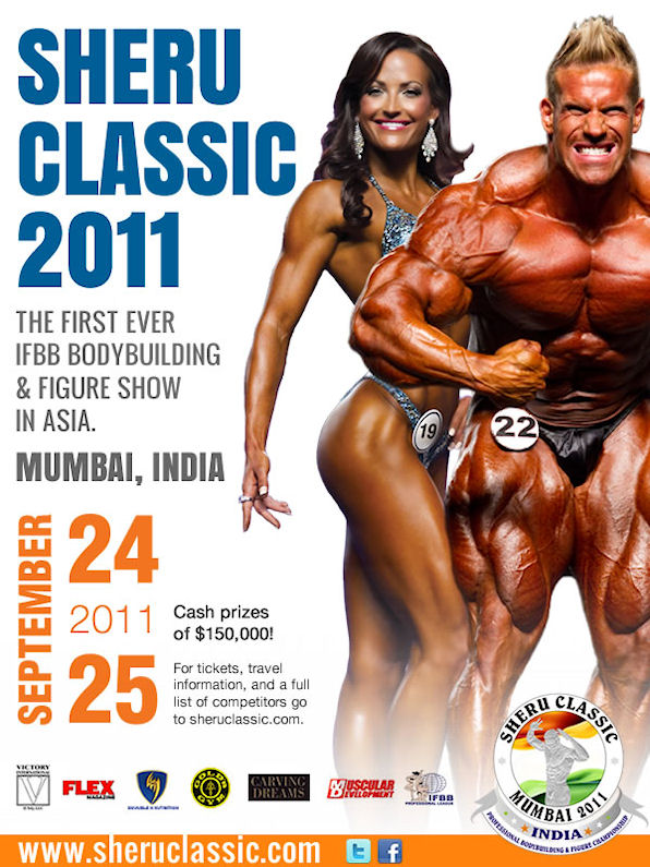 2011 Sheru Classic! - Official thread