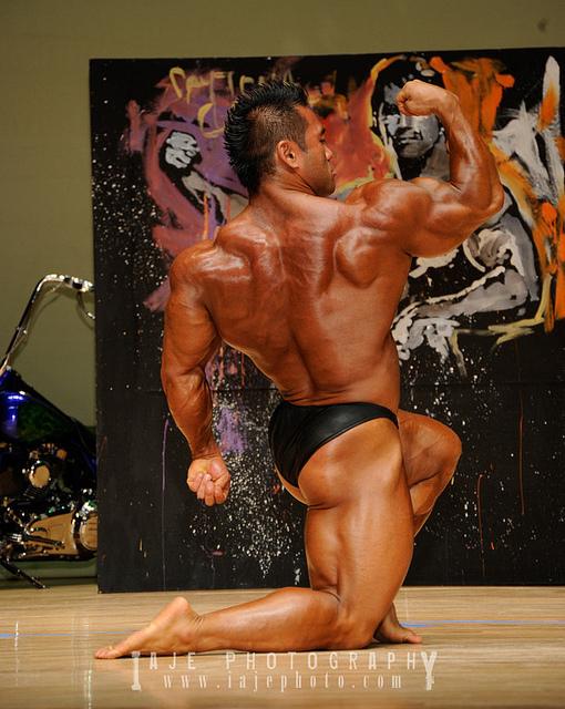 2011 Arnold Classic Europe (Spain) - PICS & VIDEOS!