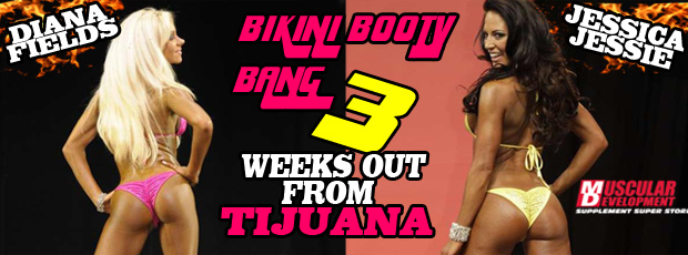 *Must watch* - Bikini Booty bang 3 weeks from the O
