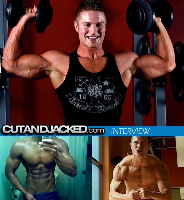 The Creator featured on Cut and Jacked .com (mecca member)
