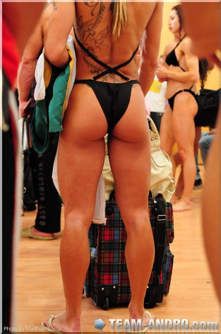 2011 Arnold Classic Europe (Spain) - PICS & VIDEOS!