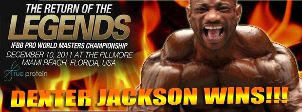 IFBB Pro World Masters Championship: Updates!