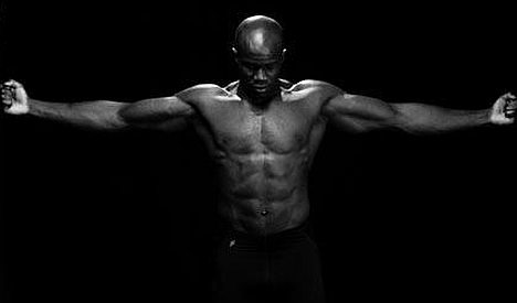 If you could have any physique? Who's would it be?