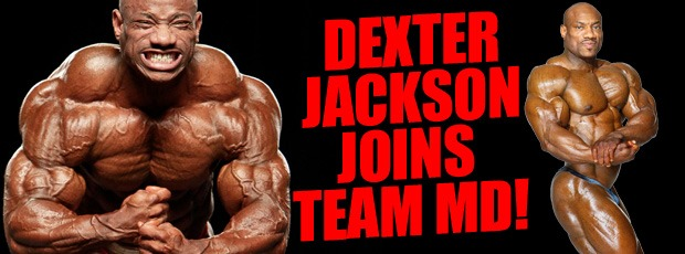 Dexter joins Team MD