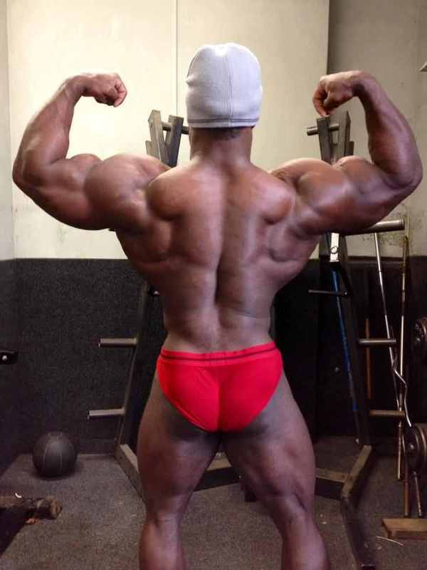 Brandon Curry 6 weeks out.