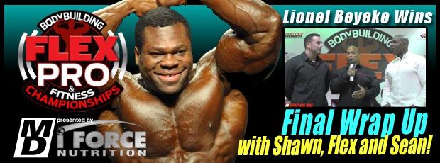 2012 FLEX PRO - Official pics and vid thread!