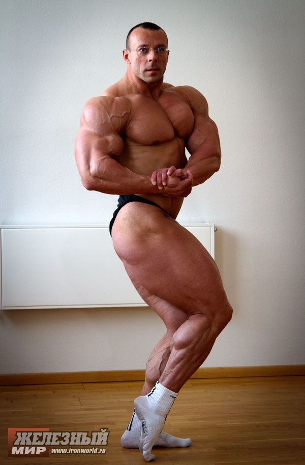 Alexei Shabunya: 3 Weeks Out from Arnold Classic Amateur 2012