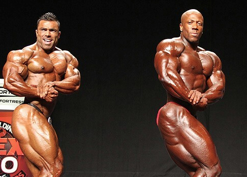Flex Pro Show view from the judges