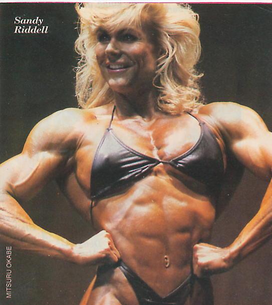 Lenda Murray @ 50 years old!!! HOT!