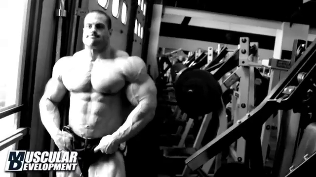 Evan Centopani Demolishes Delts ASC 2012