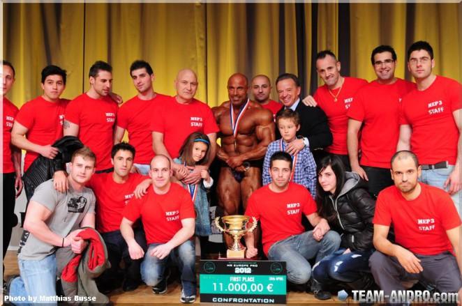 Kefalianos wins in Spain!!!