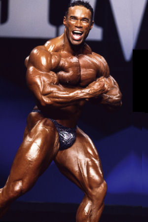 Levrone may be doing the Masters O!